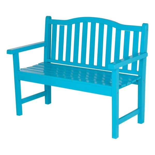 Winston Cedar Wood Garden Bench by Shine Company Inc.