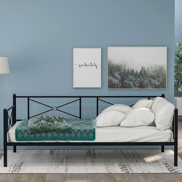 Review Dulcinea Twin Metal Daybed