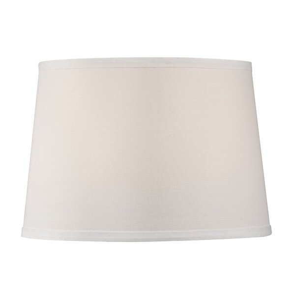Barrel Hard Back Polyester Drum Lamp Shade (Set of 4) by Charlton Home