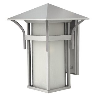 Read Reviews Harbor Outdoor Wall Lantern By Hinkley Lighting