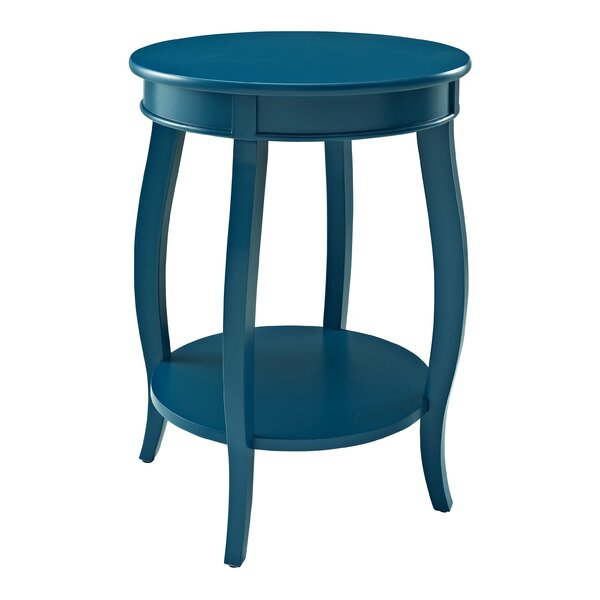 Axtell End Table by Charlton Home