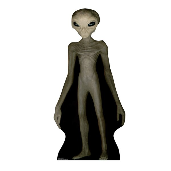 Alien Life Size Cardboard Cutout Standup by Advanced Graphics
