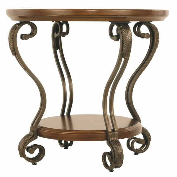 Tinoco End Table by Fleur De Lis Living Fleur De Lis Living
