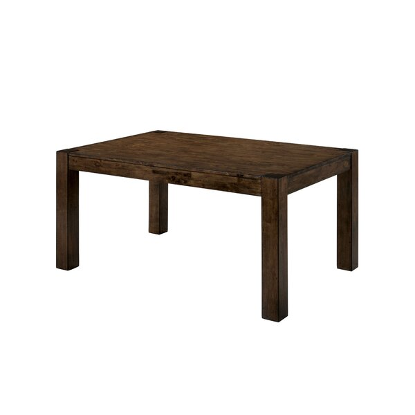 Jovanny Dining Table by Millwood Pines Millwood Pines