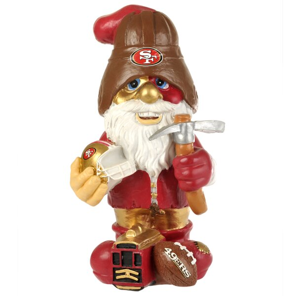 NFL Version 2 Thematic Gnome Statue by Forever Collectibles