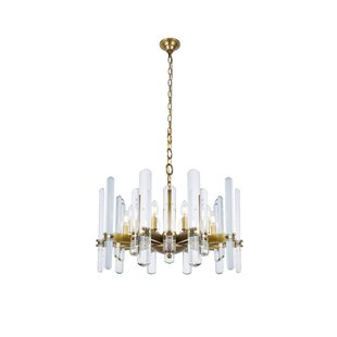 Best Raelene 10-Light Candle Style Chandelier By Everly Quinn