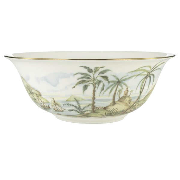 Colonial Tradewind British Serving Bowl by Lenox