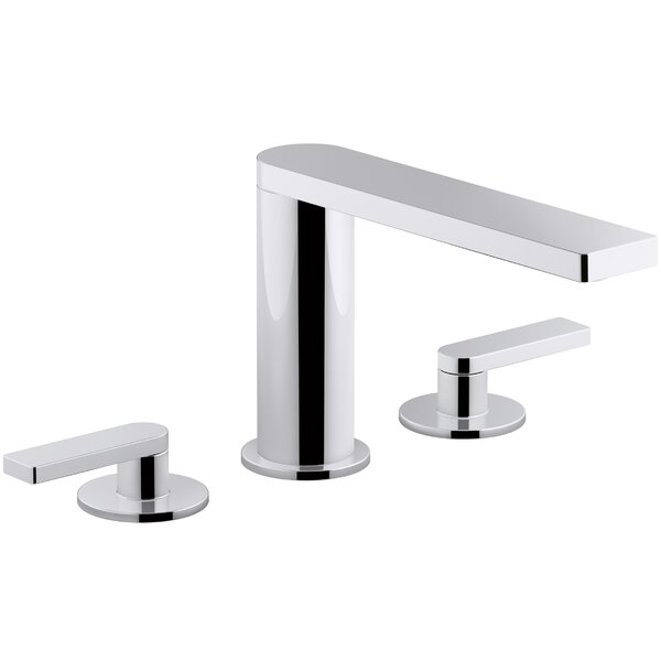 Composed® Widespread Bathroom Faucet by Kohler