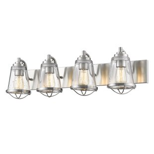 Crowder 4-Light Vanity Light By Breakwater Bay