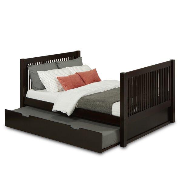 Isabelle Full Platform Bed with Trundle by Viv + Rae