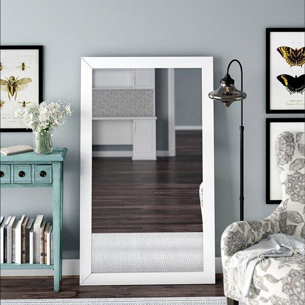 Lunt Farmhouse 2.75 Frame Full Length Mirror by Gracie Oaks