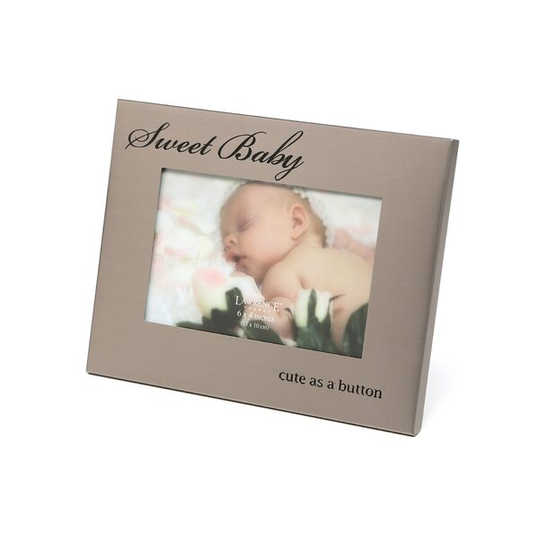 Sweet Baby Picture Frame by Lawrence Frames