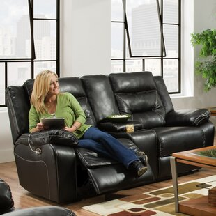 Chadbourne Reclining Sofa by Andover Mills