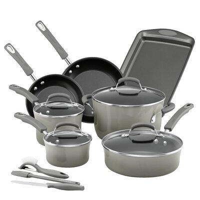 14 Piece Non Stick Cookware Set (Set Of 14)