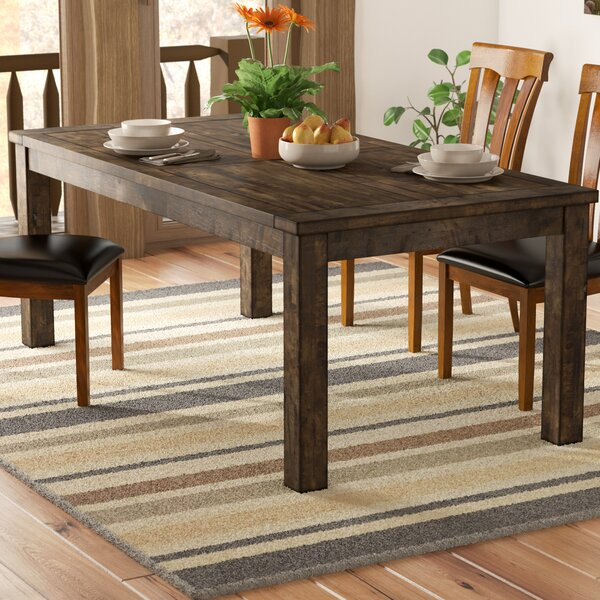 Modern Jacobson Dining Table By Mistana Purchase