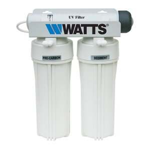 3-Stage Under-sink Filtration System by Watts Premier