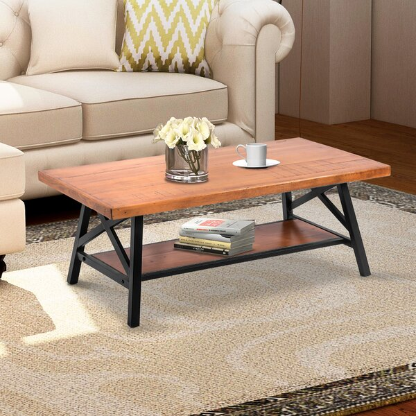 Phillipsville Coffee Table With Storage By Gracie Oaks