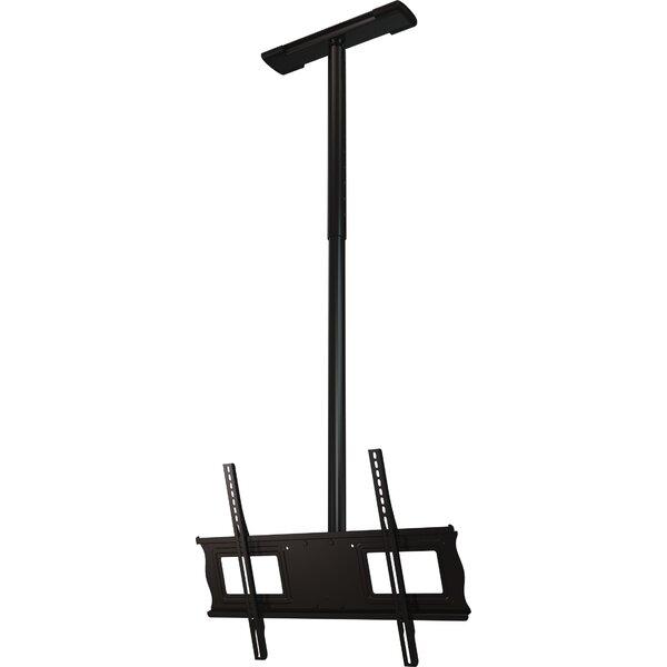 Complete Installation Kit Tilt Universal Ceiling Mount for 37 - 63 Screens by Crimson AV