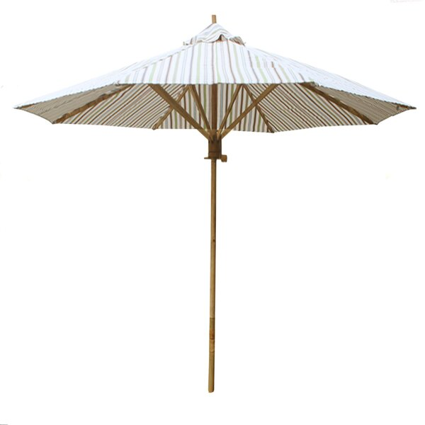 Tewksbury Beach Umbrella by Rosecliff Heights Rosecliff Heights