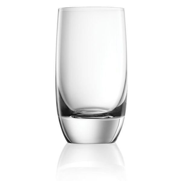 Shanghai Soul 9 oz. Crystal Highball Glass (Set of 4) by Lucaris