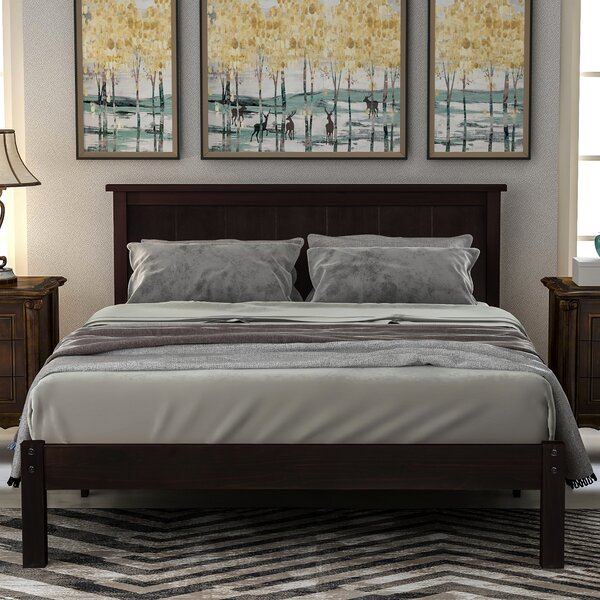 Truluck Platform Bed by Canora Grey