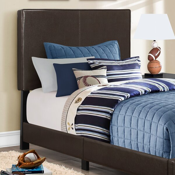 Twin Panel Bed by Monarch Specialties Inc.