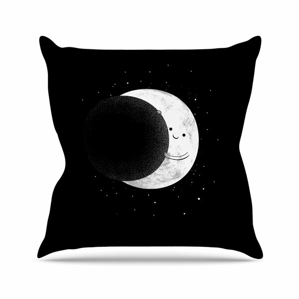 Digital Carbine Slideshow Kids Outdoor Throw Pillow by East Urban Home
