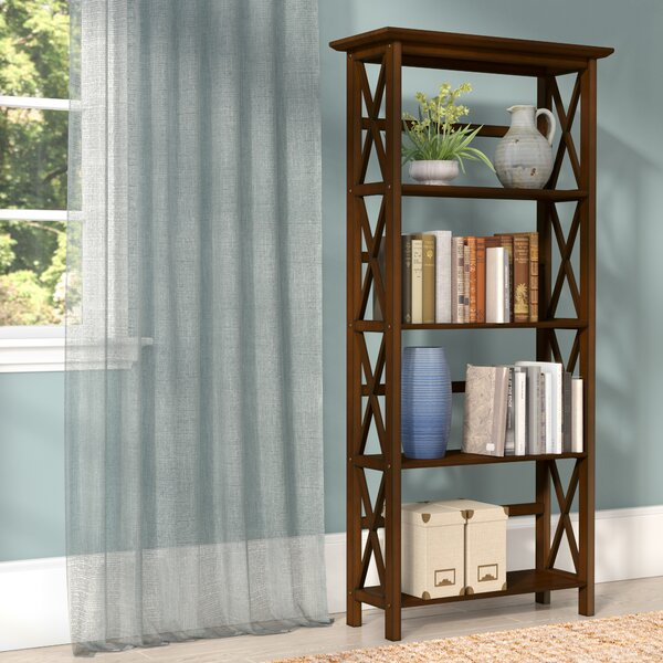 Hitz Etagere Bookcase by Three Posts
