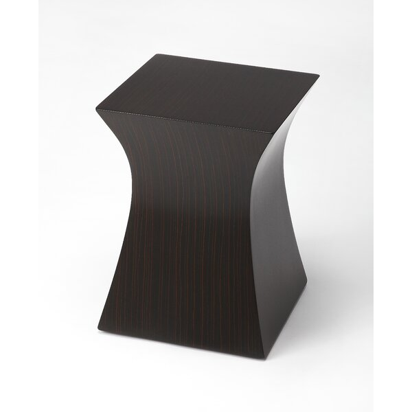 Coronel End Table by Orren Ellis