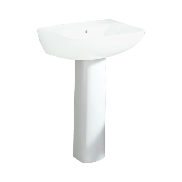 Southhampton 11 Bathroom Sink Pedestal by Sterling by Kohler