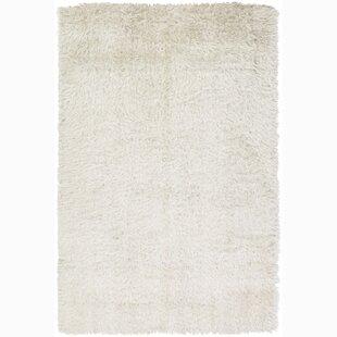 Compare & Buy Samora White Area Rug ByBrayden Studio