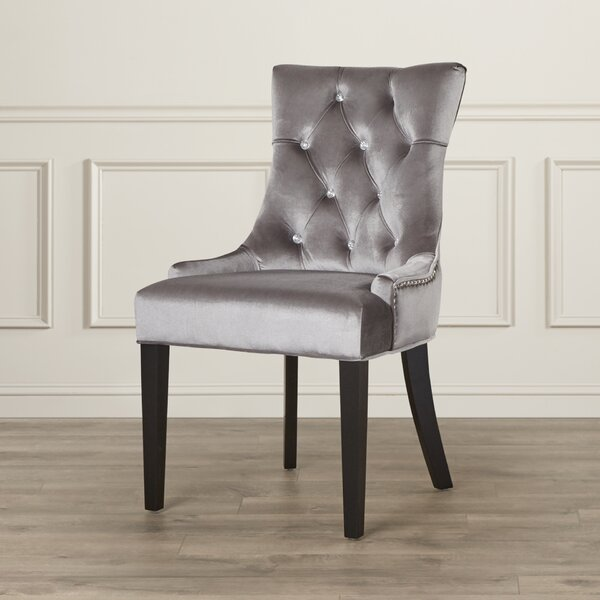 Brocklesby Dining Chair by Rosdorf Park