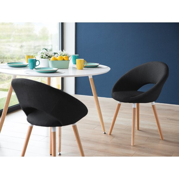 Claudia Upholstered Dining Chair by Corrigan Studio