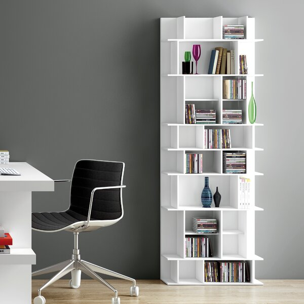 Panorama Geometric Bookcase by Tema