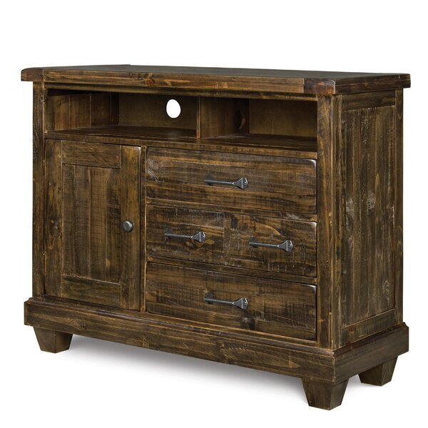 Cebes 4 Drawer Media Chest by Loon Peak