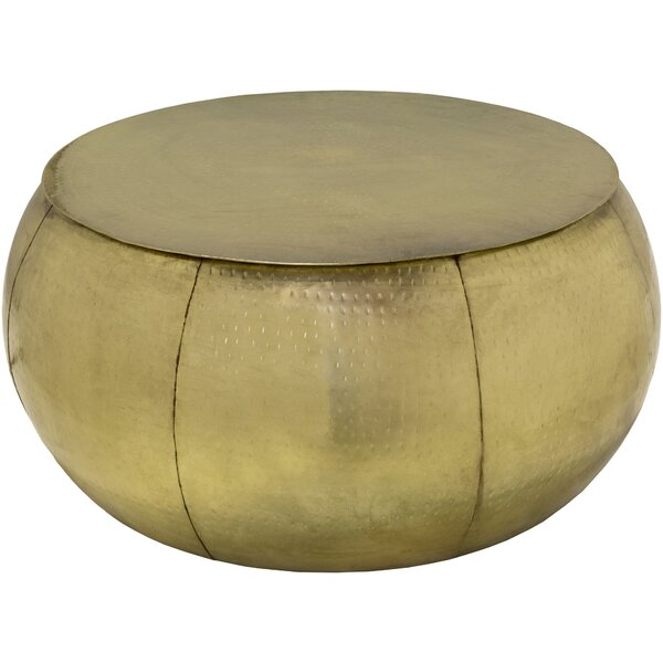 Vittori Solid Coffee Table By Bloomsbury Market