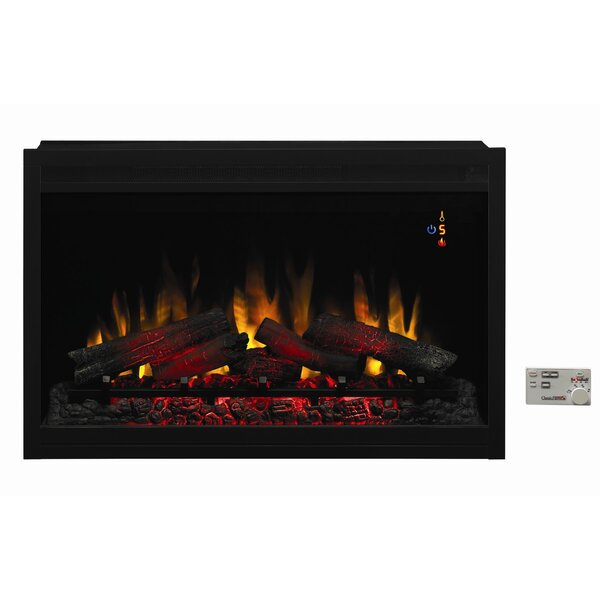 Traditional Electric Insert Fireplace by Classic F