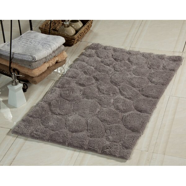 Rectangle 100% Cotton piece Bath Rug Set