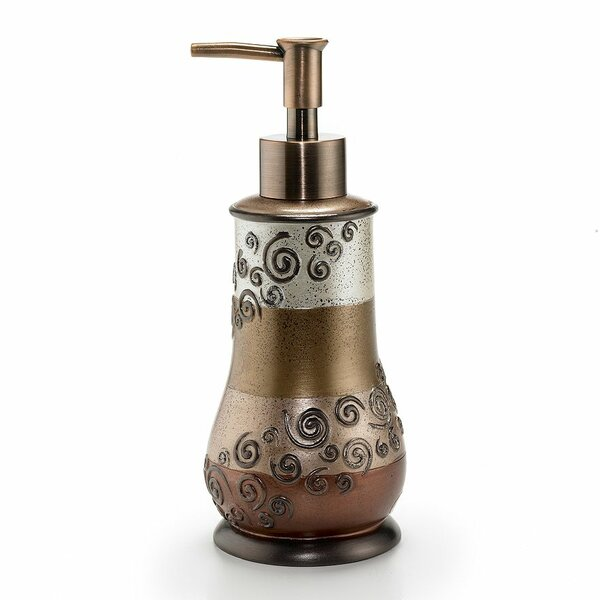 Miramar Lotion Dispenser by Popular Bath