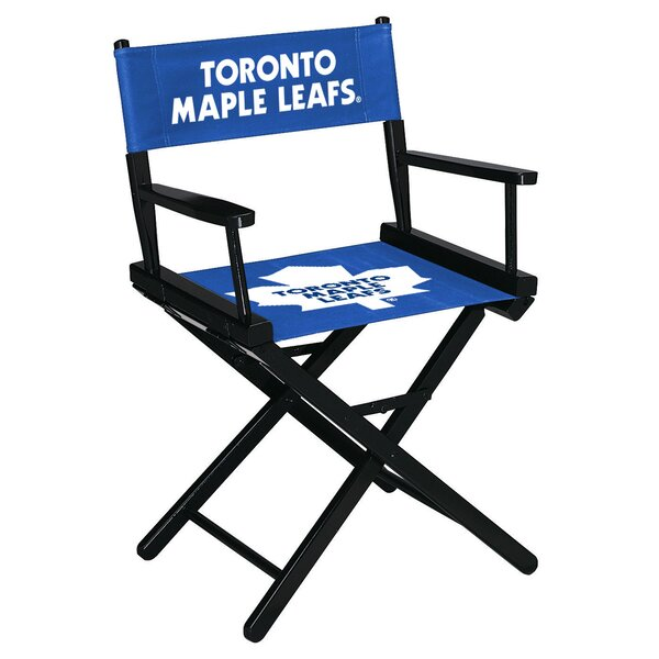 NHL Folding Directors Chair by Imperial International
