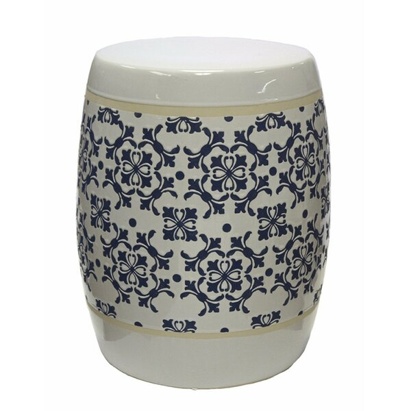 Relyea Zoya Garden Stool by Charlton Home