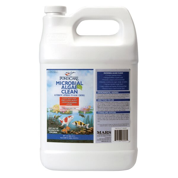Microbial Algae Clean by Pondcare