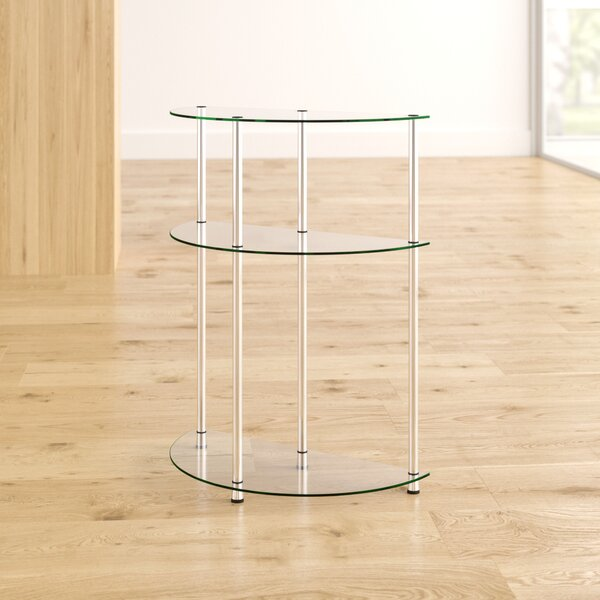 Zipcode Design Glass Console Tables