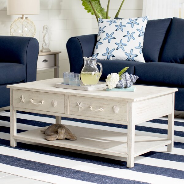 Dudek Coffee Table by Beachcrest Home Beachcrest Home