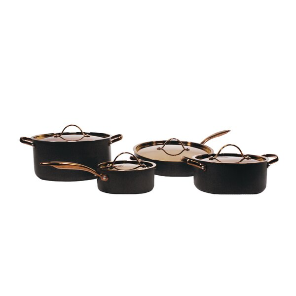 Ouro 8 Piece Chef Non-Stick Cookware Set by BergHOFF International