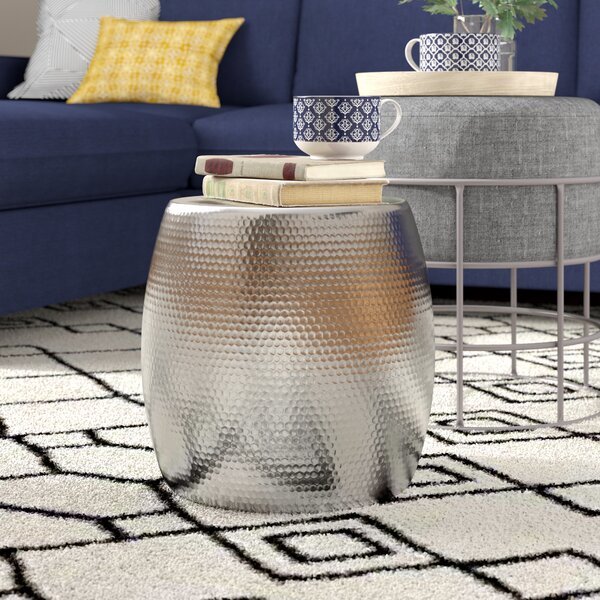 Fricks End Table by Brayden Studio
