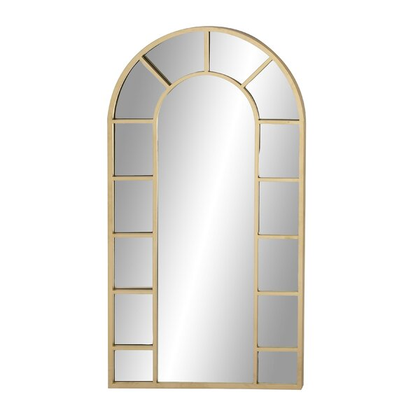 Askew Accent Mirror by Darby Home Co