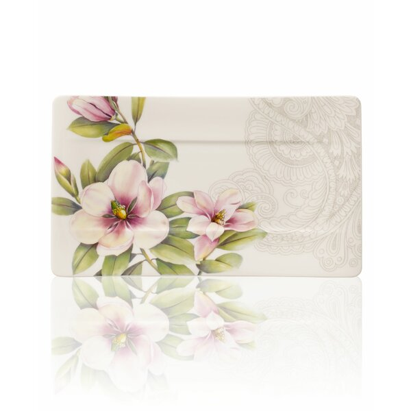 Quinsai Garden Serving Plate by Villeroy & Boch
