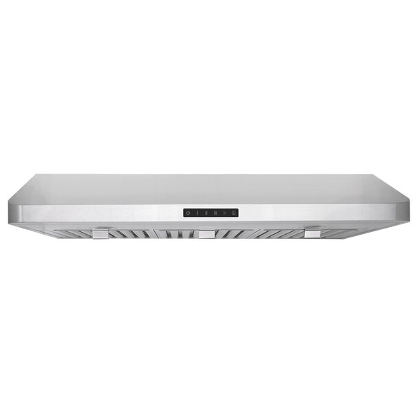 36 WS-48 Series 500 CFM Ducted Under Cabinet Range Hood by Windster