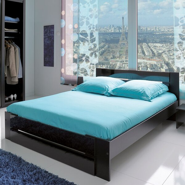 Bianca Queen Platform Bed by Parisot